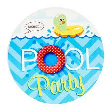pool party invitations net splashin pool party invitations birthdayexpress party invitations