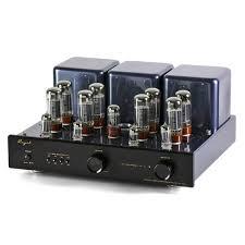 <b>Ламповый стереоусилитель Cayin CS-100A</b> (EL34) Black   Hi-Fi и ...