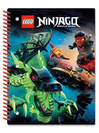 <b>Тетрадь</b> на спирали (70 листов, линейка) <b>LEGO</b> Ninjago ...