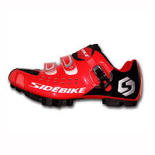 Cycling shoes MTB men racing <b>sidebike professional athletic bicycle</b> ...