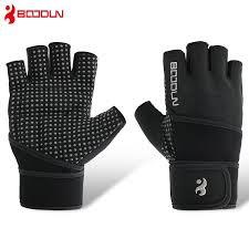 <b>Boodun Men Women Gym</b> Gloves Crossfit Fitness Gloves Extend ...