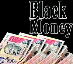 1069 words essay on black money and its effects