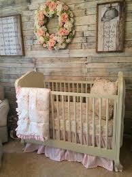 rustic baby girls nursery baby nursery rockers rustic