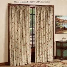 panel curtain drapes kitchen design