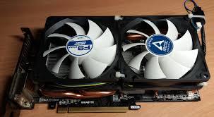 Разгон и охлаждение видеокарт NVIDIA GeForce [47 ...