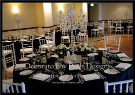 Round Function Tables Wedding Event Hire Products