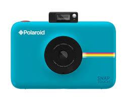 Моментальная фотокамера <b>Polaroid Snap</b> Touch, синяя купить по ...