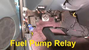 troubleshooting s fuel pump relay issues 240sx fuel pump relay