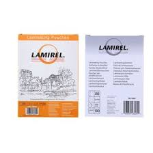 <b>Пленка для ламинирования</b> 100шт <b>Lamirel</b> А6, 125мкм (LA-78662 ...