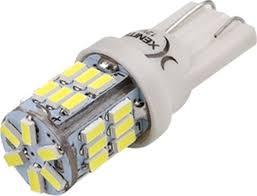 Светодиодные габариты W5W XS-<b>Light LED</b> 5000K с обманкой ...