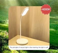 <b>YAGE Led Table</b> Lamp 1200mAh Battery USB Desk Lamp Stepless ...