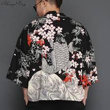 <b>traditional japanese mens clothing</b> mens yukata japan kimono men ...