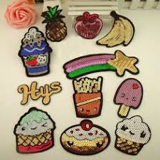 [Visit to Buy] <b>DOUBLEHEE</b> 029 Milk Bottle <b>Embroidery Patches</b> Iron ...