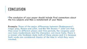 degree essays
