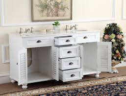 white double sink bathroom adelina  inch antique white double sink bath vanity