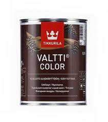 Антисептик <b>деревозащитный Valtti</b> Color лессирующий 0,9 л ...