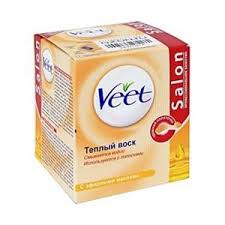<b>Теплый воск</b> Veet Salon с эфирными маслами | Отзывы ...