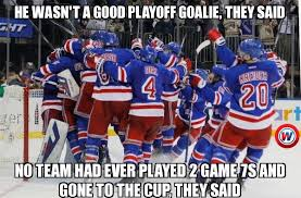 Morning Meme: New York Rangers - The Whistle via Relatably.com