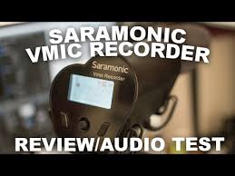 Opinion you <b>Микрофон Saramonic Vmic Stereo</b> накамерный