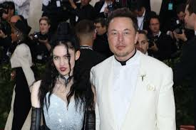 Somehow, Grimes and Elon Musk are still an item
