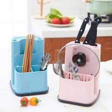Cutlery <b>Rack</b> Home <b>Chopsticks</b> Holder Household Kitchen Drain ...