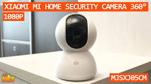 Поворотная камера IP-камера <b>Xiaomi Mi Home security</b> camera ...