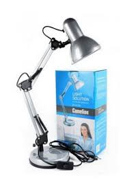 <b>Настольная лампа Camelion KD-313</b> C03 (серебро) купить ...