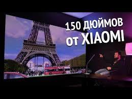 Кинотеатр у вас дома <b>Xiaomi Mijia laser</b> projection - обзор и тест ...
