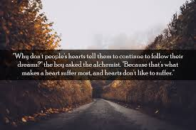 inspirational quotes from the alchemist by paulo coelho quotes from the alchemist 27