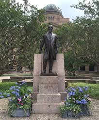 the cult of memory at texas a m glasstire lawrence sullivan ross a k a sul ross texas ranger confederate colonel 19th governor of texas and president of texas a m in the 1890s who is credited