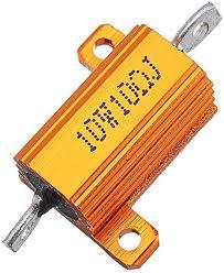 BliliDIY <b>3Pcs Rx24 10W</b> 10R 10Rj Metal Aluminum Case: Amazon ...