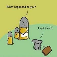 Bad day at work - Meme Guy via Relatably.com