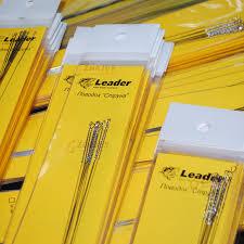 Leader Plieniniai styginiai pavadėliai - zuklys.lt | Žūklės reikmenys