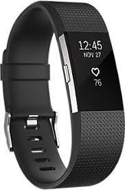 <b>Fitbit Charge 2</b> Heart Rate and Fitness Wristband