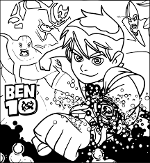 Small Picture Coloring Pages Boys Ben 10 Coloring Pages Online Ben 10