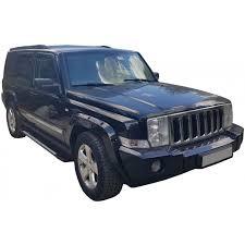 <b>Боковые пороги</b> (<b>подножки</b>) для Jeep Commander Zaliv ELEGANS ...