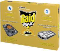 Средство <b>RAID Приманка</b> с регулятором размножения п ...