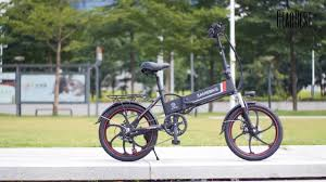 ‪Gearbest - <b>Samebike 20LVXD30 Smart</b> Folding Electric Moped Bike‬ ...