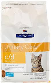<b>Hill'S Prescription Diet</b> C/D <b>Multicare</b> Feline Urinary Care - Ocean Fish
