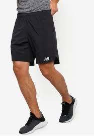 Buy New Balance <b>R.W.T. Woven Shorts</b> Online on ZALORA Singapore