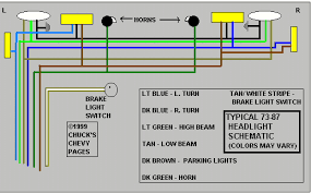 light truck wiring diagram wiring diagrams and schematics headlight and tail light wiring schematic diagram typical 1973
