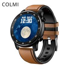 ZARET - <b>Man</b> - COLMI <b>MT1</b> New Arrivals Round Smartwatch ...