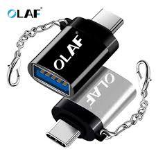 OLAF OTG <b>Type C</b>/USB OTG <b>Adapter</b> USB <b>Type C</b> For Xiaomi ...