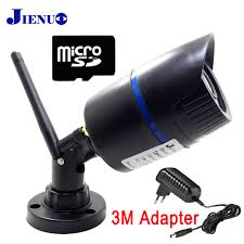 JIENU <b>IP Camera wifi 720P</b> 960P 1080P CCTV Security ...