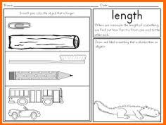 1000+ images about Measurement on Pinterest | Measurement ...Let's Measure! Kindergarten Math for the Common Core Classroom--capacity, length,