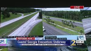 HURRICANE DORIAN EVACUATION: Georgia I-16 will switch to ...