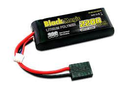 <b>Аккумулятор Black Magic</b> 7.4V 2200mAh 30C <b>LiPo</b> TRX plug BM ...