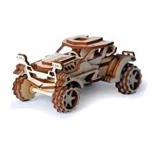 «Сборные модели <b>EcoWoodArt</b> Деревянный <b>конструктор</b> 3D ...