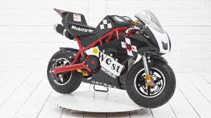 <b>Детский мотоцикл</b> МиниМото Motax в стиле <b>Ducati</b> - обзор и сборка