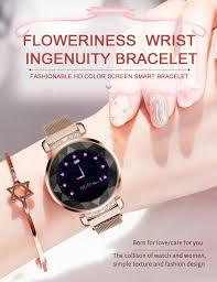 H2 plus Luxury <b>Smart Watch</b> Women Waterproof Ladies <b>fashion</b> ...